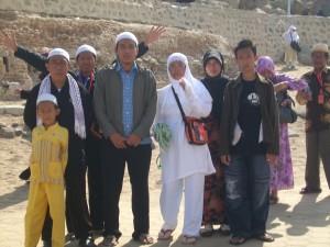 Kebersamaan di Jabah Rahmah