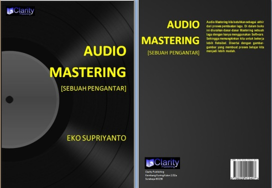 Audio Mastering Dengan Cubase, Audio Mastering With Cubase