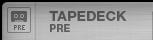Tape Deck Pre Guitar Rig 5