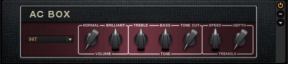 Guitar Rig 5 Amplifier AC BOX