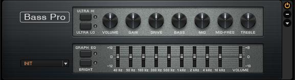 Guitar Rig 5 Amplifier Bass Pro