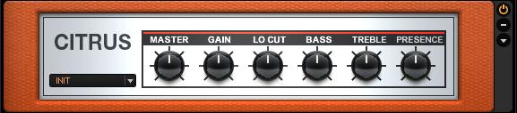 Guitar Rig 5 Amplifier CITRUS
