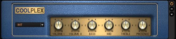 Guitar Rig 5 Amplifier Cool Plex