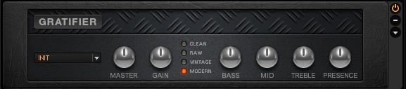 Guitar Rig 5 Amplifier Gratifier