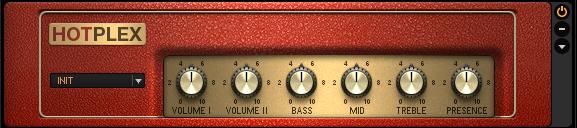 Guitar Rig 5 Amplifier HOT PLEX