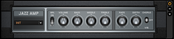 Guitar Rig 5 Amplifier JAZZ AMP
