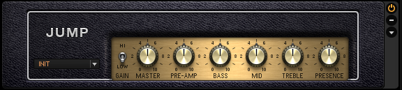 Guitar Rig 5 Amplifier JUMP