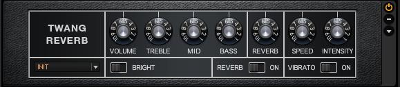 Guitar Rig 5 Amplifier Twang Reverb