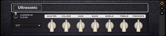 Guitar Rig 5 Amplifier Ultrasonic