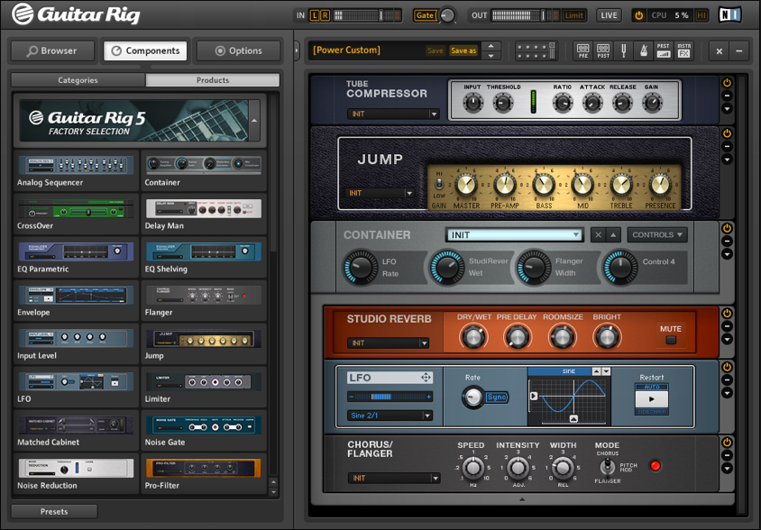 Download Guitar Rig 5