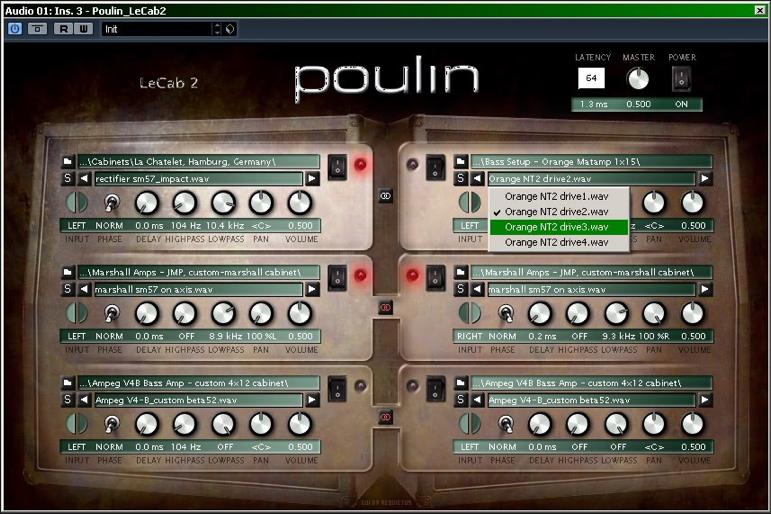 LePou Guitar Plug-ins