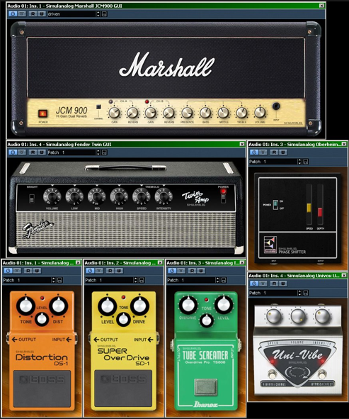 Download Simulanalog Marshall