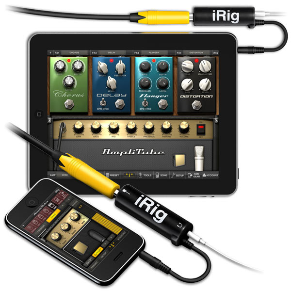 iphone with irig